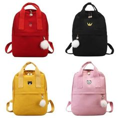 b28523b85579 Cute Backpacks For Women Girl Vintage Stylish Backpack For Use Travel And  Student Bag You Can
