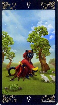 Альбом Black Cats Tarot — Таро Черных Котов | Rozamira-tarot - Онлайн Энциклопедия Таро и Оракулов