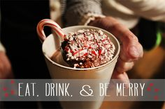Hot Chocolate Party! This is freakin' brilliant!