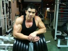 Asian.Muscles - Greg Vong