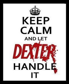 I have a crush on Dexter Morgan. BIG one. sally_allnutt