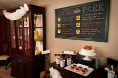 Friends Party Inspiration...someone please have this party for me someday!!!