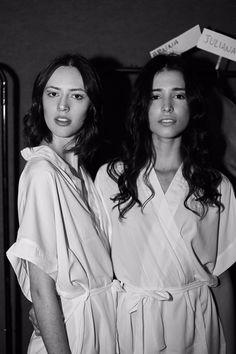 Backstage to Saia de Chita - Fashion Week in Vitoria Moda 2017 - Photo by Almir Vargas