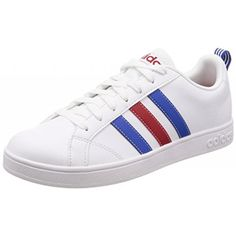 newest collection f51a3 a6d40 Adidas vs advantage scarpe da ginnastica uomo blu