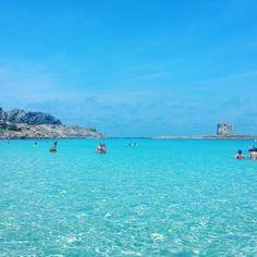 Sardegna - Stintino - La Pelosa - Italy