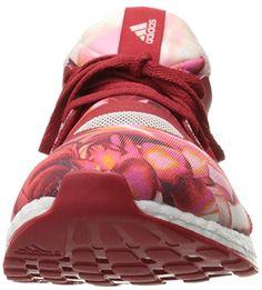 adidas Performance Women's Pureboost X Running Shoe, Vista Grey S15/Metallic Silver/Mid Grey S14, 5 M US