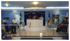 RITO    BRASILEIRO   DE MAÇONS ANTIGOS LIVRES E ACEITOS - MM.´.AA.´.LL.´.AA.´.: A R L S Guardiões da Arca 4348 realizou 44 sessões...