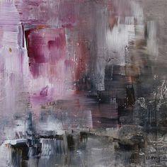 umj art: 2017-01-17 #799HaltAcrylic on board, 15x15 cm