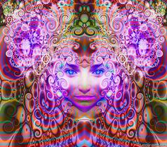Larry Carlson - psychedelic art prints, trippy movies, collage ...