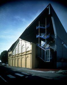 Le Fresnoy / Bernard Tschumi Architects