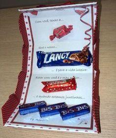 E Frame, Snack Recipes, Snacks, Pop Tarts, Chips, Presents, Packaging, Valentines, Diy Crafts