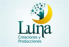 Logo: LUNA / Creaciones y Producciones