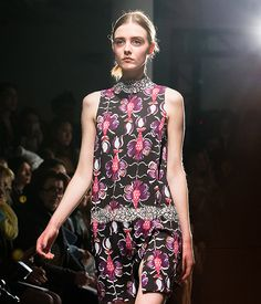 Mercedes-Benz Fashion Week New York: Wes Gordon