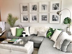How to create a beautiful gallery wall of family photos