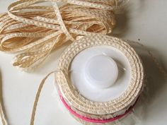 How to make a Barbie size straw hat - link to tutorial - TOYS, DOLLS AND PLAYTHINGS