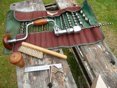 The Humble Hand Brace - A Beginner's Guide to Restoring, Buying and Using #4: Cleaning and Restoring a Brace to 'Like New' Condition - by Brit @ LumberJocks.com ~ woodworking community