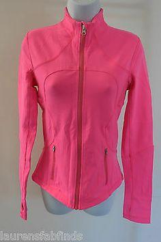 Lululemon Define Jacket Size 4 Pow Pink  #Lulu #Lululemon #Pink #Jacket #Fashion