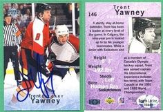 Trent Yawney Calgary Flames Signed 1996-1997 O-Pee-Chee Card # 146 Rare SL COA . $6.00. Calgary Flames DefenseTrent YawneyHand Signed 1996-1997 Upper DeckHockey Card # 146.GREAT AUTHENTIC HOCKEY COLLECTIBLE!!AUTOGRAPH AUTHENTICATED BY SPORTS LOT AUTHENTICATIONS (SL) WITH NUMBERED SPORTS LOT STICKER ON ITEM. SL COA #: 10441