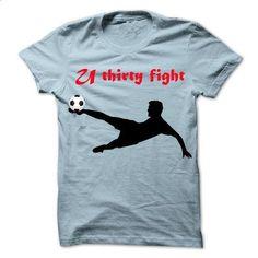 U35 / U Thirty Fight Soccer - #tee test #design tshirt. CHECK PRICE => https://www.sunfrog.com/Funny/U35--U-Thirty-Fight-Soccer.html?id=60505