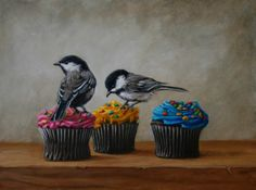 chickadees and cupcakes