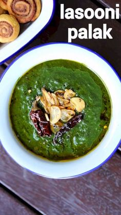 lasooni palak recipe, lehsuni palak, palak lasooni, garlic spinach curry with step by step photo/video. spinach based curry with the good amount of garlic. Paneer Recipes, Veg Recipes, Spicy Recipes, Curry Recipes, Cooking Recipes, Healthy Recipes, Simple Spinach Recipes, Spinach Indian Recipes, Indian Vegetarian Recipes