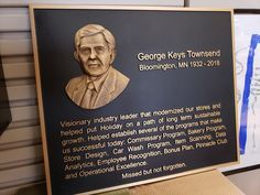 This is a precision tooled bronze memorial plaque for a very special person in someone's life. You can get your own quoted at metalplaques.com