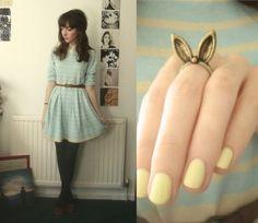 Dress & Ring.