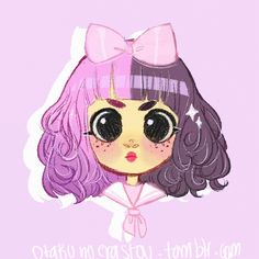 Melanie Martinez Cartoons