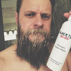 That lather with out the harsh chemicals. No surfactants aka degreaser. Stop using head shampoo for your beard!  . . . . @blacktiebeard @fredrhoden @bryandanielbrooks . http://ift.tt/2hrprLj . We use only the purest oils derived from locations here in the USA as well as exotic locations abroad. . . #beard #beards #beardcare #bearded #beardedmen #beardstyle #beardenvy #beardedlifestyle #beardgang #beardlife #beardlove #beardman #beardnation #beardo #beardsofinstagram #beardoil…