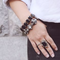 Discover stackable essentials on my Chloe + Isabel boutique!  http://www.chloeandisabel.com/boutique/kionakai/0285d7