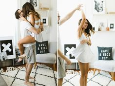 Portland Intimate Couples Session