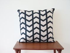 Decorative Pillow Cover Cushion Cover Scandinavian by BeadandReel