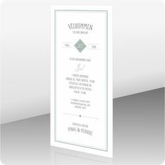 Invitasjon bryllup, 112171
