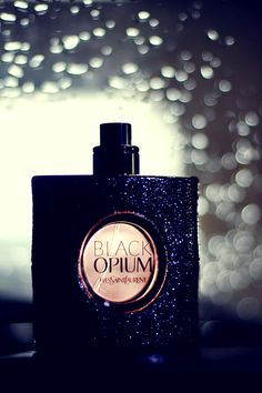 YSL Black Opium | Queen of Jet Lags