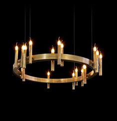 Creation of exclusive handmade lighting sculptures from Holland - since 1989