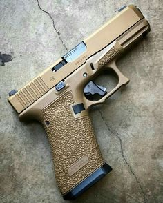 A little on this 🔥Glock in Signature Series dress. Dumped the nub and fitted an magwell on for more…