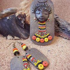 27 отметок «Нравится», 1 комментариев — Прикраси | Украшения | Jewelry (@engi_jewelry) в Instagram: «Спекотна Африка ніяк не відпускає). Цього разу в гарячих кольорах та відтінках. Комплект виконаний…»