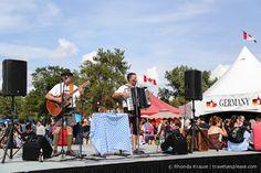 Edmonton Heritage Festival-Celebrating Canada's Multiculturalism - Celebration Us Travel, Travel Inspiration, Travel Destinations, Summer Festivals, Germany, Canada, Celebrities, Places, Road Trip Destinations