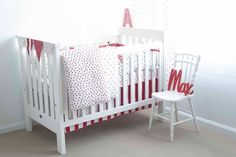 Red Plum Linen Fitted Cot Sheet - Cot - Either Gender - Brisbane Linen for babies - baby nursery and bedroom ideas