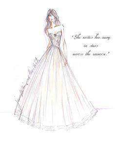 Alvina Valenta Sketch