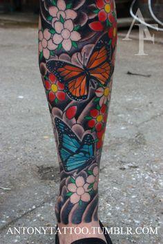 . #AnthonyFlemming #Tattoos
