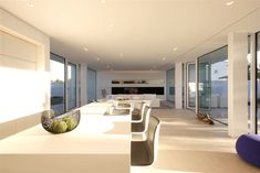 Contemporary Design Pool Villa in Jesolo Lido, Italy | Studio5555
