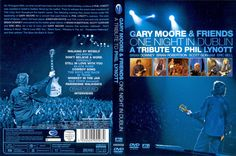 Gary & Friends: One Night In Dublin - A Tribute To Phil Lynott. Available for viewing on Netflix Streaming.