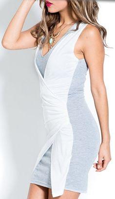 Tory Wrap Dress