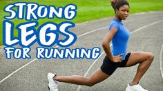 Boost your running power and run faster with this leg workout instructed by Strength Coach Brian Klepacki. Great Leg Workouts, Toning Workouts, Fit Board Workouts, Outdoor Workouts, Exercises, Leg Strength Workout, Strength Training, Knee Wraps, Stretch Routine