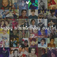 Happy birthday austy!!