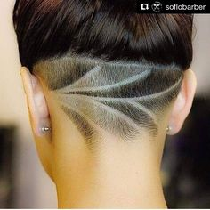 51 undercut hairstyles with hair tattoos for women with short or Undercut Long Hair Hair Hairstyles Short tattoos Undercut Women Haare Tattoo Designs, Undercut Long Hair, Undercut Women, Shaved Undercut, Undercut Hairstyles Women, Short Undercut, Haircut Short, Shaved Hairstyles, Short Hair Cuts