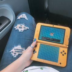 Nintendo 3ds, Nintendo Consoles, Super Nintendo, 3ds Pokemon, Pokemon Games, Pokemon Fusion, Nintendo Switch Accessories, Diy Kit, Kawaii Doodles