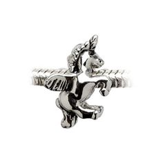 Unicorn Pandora Charm - Jewelry makes us happy, but only if we can find what we want. Jewelry that's uniquely ours and that we can mix and match however we want makes us super happy.