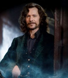 Sirius Black, one of my favourites next to Harry, Luna, Remus, James and Lily. My number one HP characters.